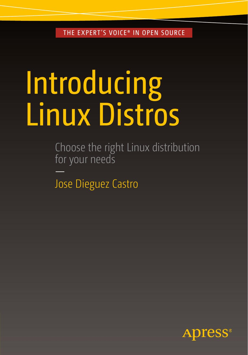 Introducing Linux Distros